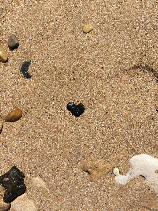 L'amour à la plage - Chasseurs de Coeurs