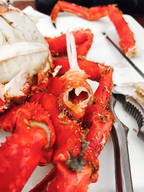 Au coeur du crabe - Chasseurs de coeurs