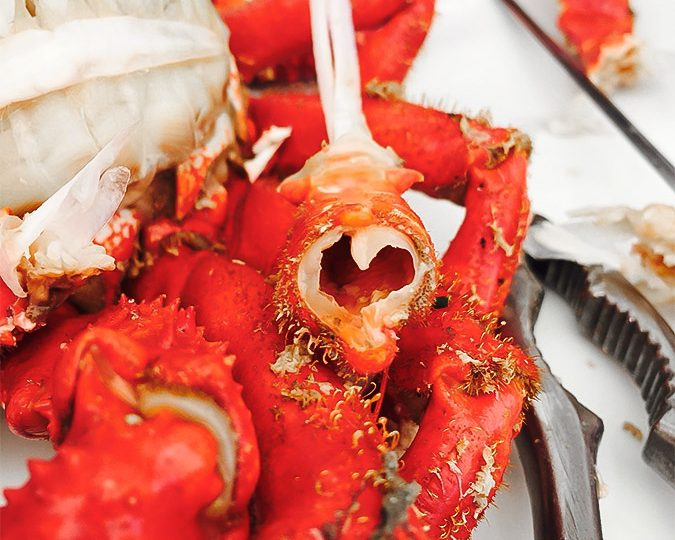 Au coeur du crabe
